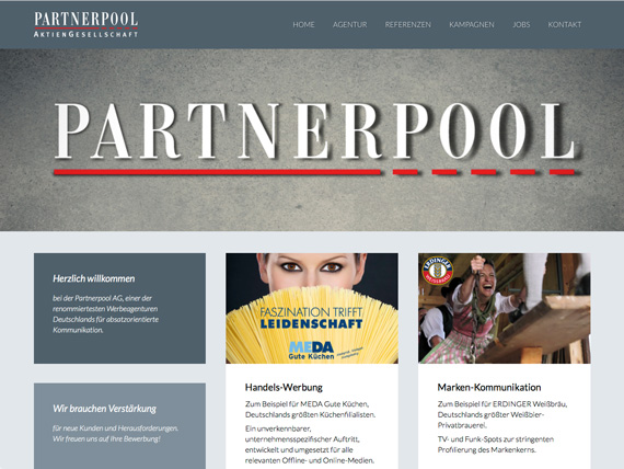 intertain Referenzen: Partnerpool AG